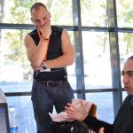Coaching Startups at StartupWeekend Novisad, Serbia