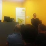 Lecture in Zip Accelerator, Zagreb, Croatia