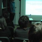 Lecture in Brasov, Romania