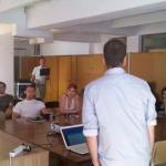 Lecture on Nomadpreneurship in CEDRA Split, Croatia