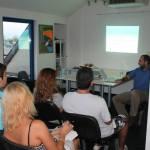 Lecture, Varna, Bulgaria