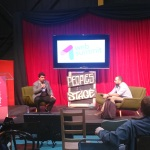 Web Summit Dublin Stage panel about startups in Israel